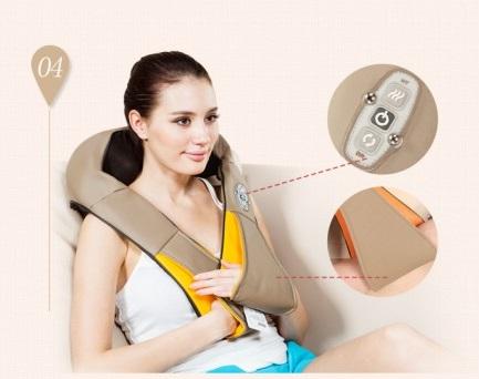masažer za leđa neck